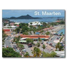 Sold 3 St. Maarten - Marigot Bay Postcards (FL) Thank you!