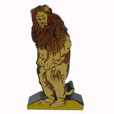 Licensed Cowardly Lion Figurine