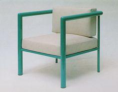 Robert Mallet-Stevens, Chair, 1930