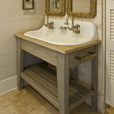 Diy Bathroom Vanity Sink Design