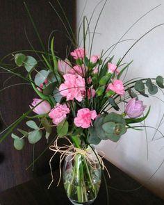 #bukiet #flowers #pinkflowers