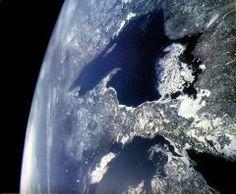 Satellite photo of my homeland