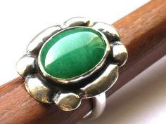 Agate Ring Cocktail, Statement Ring, Green Agate Ring, Silver Stone Ring, Artisan Agate Ring, Agate Silver Ring, Handmade hammered Silver by rioritajewelry on Etsy https://www.etsy.com/listing/112598185/agate-ring-cocktail-statement-ring-green
