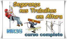 Segurança nos Trabalhos em Altura - NR35 - Curso Completo, Veja no site http://www.mpsnet.net/loja/index.asp?loja=1&link=VerProduto&Produto=663 #cursos via @mpsnet