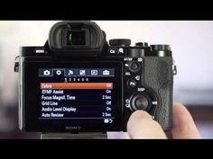 Sony Alpha A7 / A7R Custom Settings Tutorial - YouTube