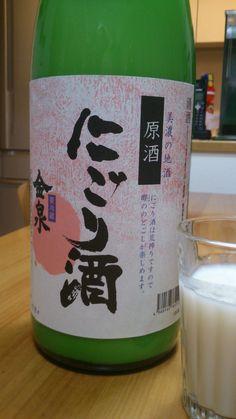 日本酒 にごり酒