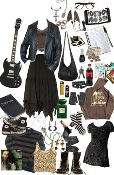 himmeth Outfit | ShopLook Grunge Outfits, Outfit Maker, Trends, Art Sketches, Polyvore, Harry Potter, Cute Outfits, How To Wear, Clothes