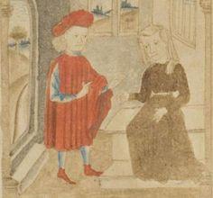 Sammelhandschrift  - Thomasin <Circlaere> (1186 - 1216)  Boner, Ulrich (1280 - 1350)  Heinrich <der Teichner> (1310 - 1377)  Freidank ( - 1233)  Nordbayern (Raum Eichstätt?)Erscheinungsdatumum 1445 (I) / um 1460 (II) / um 1450 (III) Mscr.Dresd.M.67  Folio 131v