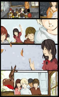 Tags: Anime, Comic, The Hunger Games, Peeta Mellark