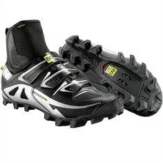 Mavic Drift Mtn Shoe Black/Silver 2014 | Mavic | Brand | www.PricePoint.com Adventure Gear, Mavic, Mountain Biking, Black Silver, Black Shoes, Hiking Boots, Bike, Sneakers, Fashion