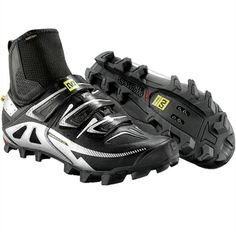 Mavic Drift Mtn Shoe Black/Silver 2014 | Mavic | Brand | www.PricePoint.com
