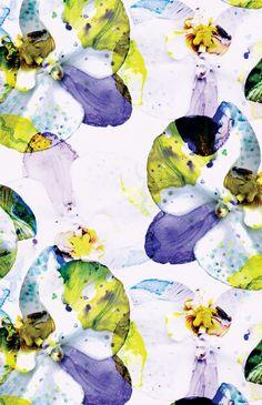 Surface Pattern Designer Maria Montiel (aka Cayena Blanca)