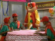 In Living Color Homey the Clown Home E. Cheese Season 2 Episode 14