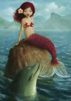 Little mermaid ~ Stephen mackey