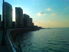 Beirut Seaside, Lebanon