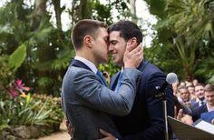 ABC News Reporter Gio Benitez Marries Tommy DiDario in Miami