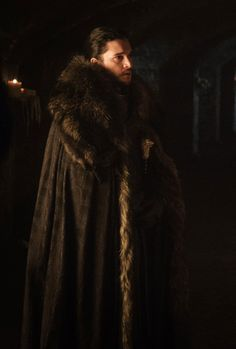 Jon Snow in Stormborn 7.02 (x)