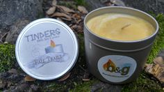Fall Trails Tinders Soy Candle