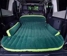 SUV Airbed from Awesome Inventions