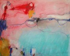 """Saatchi Art Artist Corinna Wagner; Painting, """"wenn es gut ist"""" #art"""