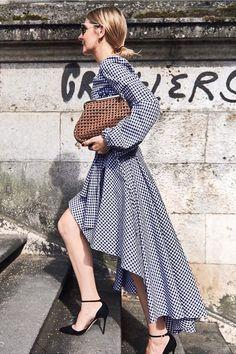 CAROLINE CONSTAS - Printed 'Lena' Dress | STYLEBOP.com