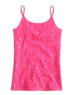 Girls Clothing | Camis | Embellished Cami | Shop Justice