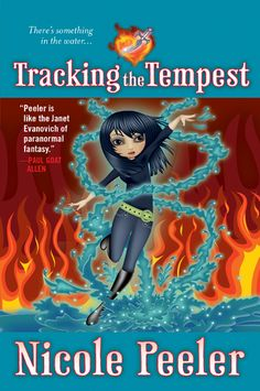 {Review} Tracking the Tempest by Nicole Peeler