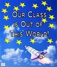 Welcome poster for your classroom! Welcome Poster, Out Of This World, Classroom, Chart, Teaching, Class Room, Welcome Back Sign, Education, Onderwijs