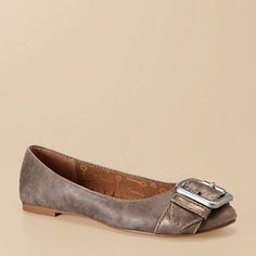 Maddox Flat in gold by Fossil