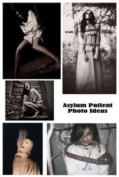 Inspiration: Asylum Patient Photo Ideas