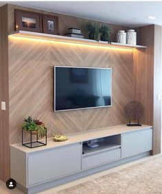 Home Living Room Design Wall unit Television Furniture Shelf Interior design Room Design, Living Room Decor Apartment, Tv Wall Design, House Interior, Living Room Wall, Tv Room Design, Living Room Design Modern, Living Room Tv Unit Designs, Living Room Tv Wall