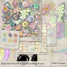 collection Rise and Shine by Laitha's Designs http://www.laitha.com/store/product.php?productid=1986&cat=&page=