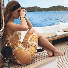 #ENJOY THE #SEA !! Boat Fashion, Fashion Boots, Sea, The Ocean, Ocean