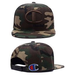 Champion Snapback Hats Adjustable Caps Camo 050 5c1afd8c942f