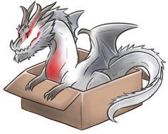 Image result for box white fatalis