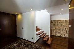 moderne Gang, hal & trappenhuis door a3mais