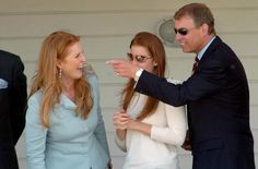 Sarah Ferguson The fallen princess again with Prince Andrew Photo (C) Getty Images, AP, Rex Sarah Duchess Of York, Duke And Duchess, Eugenie Of York, Sarah Ferguson, Princess Beatrice, Prince Andrew, Ex Wives, 3 Kids, Take That