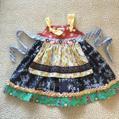 Check out this listing on Kidizen: Matilda Jane Hello Lovely Gelato Knot  #shopkidizen
