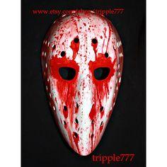 Hockey mask, Hockey goalie, NHL ice hockey, Roller Hockey, Hockey goalie mask, Hockey helmet Lindbergh FLYERS mask Blood HO09