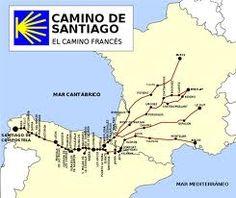 Camino de Santiago, Spain -