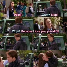 Dean and Rory