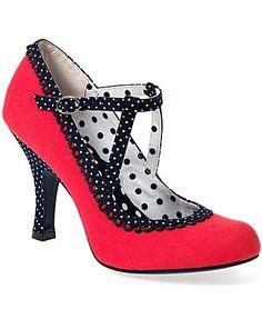 Ruby Shoo Dorothy Court Shoe