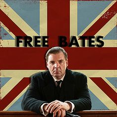 Bates, I cannot wait to see you free! Brendan Coyle, Watch Downton Abbey, Masterpiece Theater, Your Turn, Best Shows Ever, Favorite Tv Shows, Decir No, Movie Tv, Drama