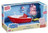 Peppa Pig Holiday Time Splash Speed Boat