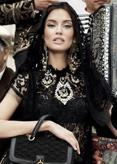 Love everything dolce and gabbana