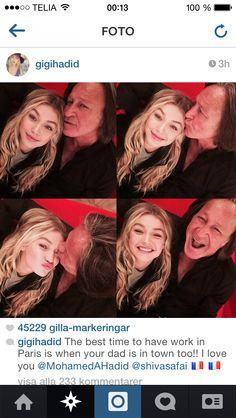 Gigi Hadid dad.