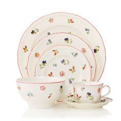 Villeroy & Boch Petite Fleur Dinnerware | Bloomingdale's