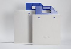 Retail Packaging. Nirvana worked from the start including initial concept ideas, material research, design development, prototyping and production of the finished product for #Roksanda. #graphicsonaysurface