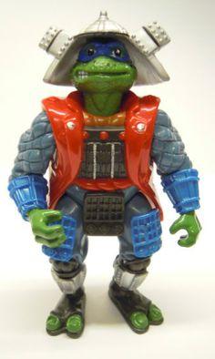 1993 TMNT Playmate Toys - Leonardo - Free Shipping