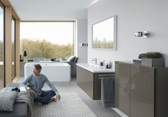 P3 Comforts by Duravit from Tubs & Tiles - New Collection